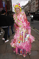 LONDON, ENGLAND - JUNE 04 :  Grayson Perry arrives at The Royal Academy Of Arts Summer Exhibition preview party at The Royal Academy on June 04, 2019 in London, England.<br /> CAP/AH<br /> ©AH/Capital Pictures
