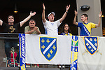 June 15, 2014 - Bosnia-Herzegovina vs. Argentina