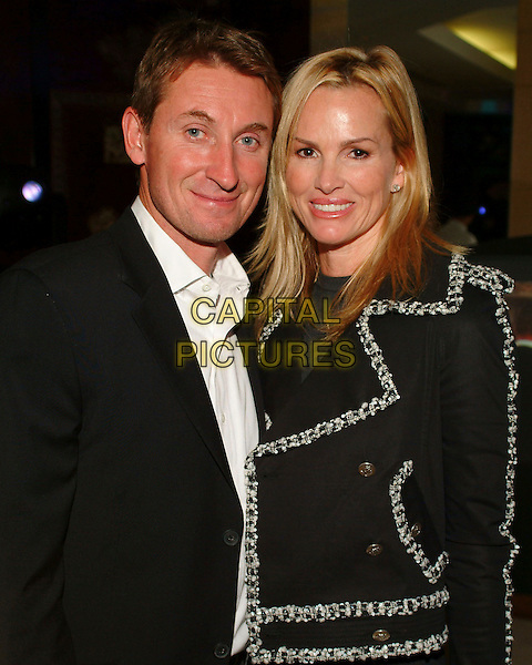 Gretzky wife gambling trump casino in