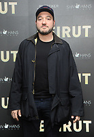 NEW YORK, NY - APRIL 10: Gregg Bello attends the 'Beirut' New York Screening at The Robin Williams  Center on April 10, 2018 in New York City. <br /> CAP/MPI/JP<br /> &copy;JP/MPI/Capital Pictures