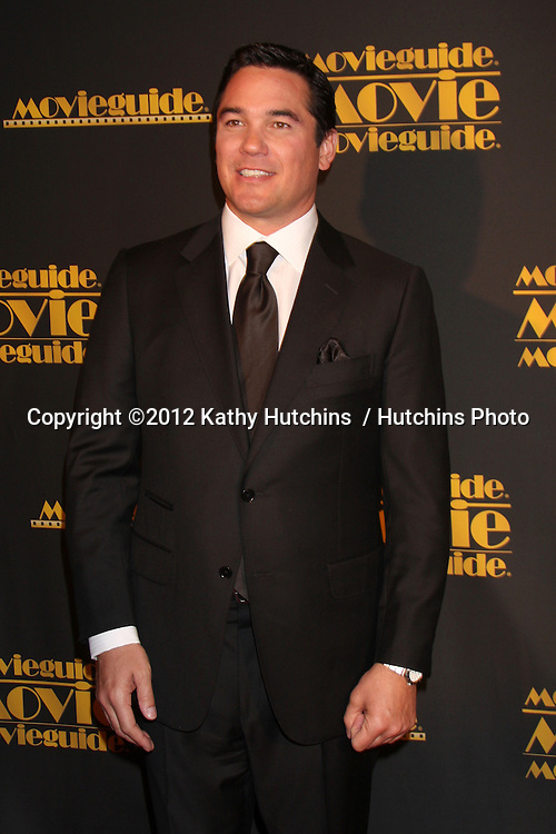 LOS ANGELES - FEB 10:  Dean Cain arrives at the 2012 Movieguide Awards at Universal Hilton Hotel on February 10, 2012 in Universal City, CA