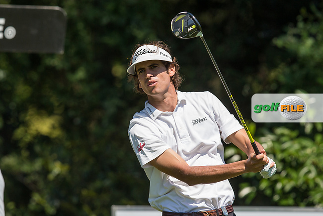 Pedro Oriol (ESP) during the final round of the BMW SA Open hosted by the City of Ekurhulemi, Gauteng, South Africa. 13/01/2017<br /> Picture: Golffile   Tyrone Winfield<br /> <br /> <br /> All photo usage must carry mandatory copyright credit (&copy; Golffile   Tyrone Winfield)