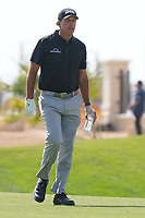 Phil Mickelson (USA) on the 9th during Round 4 of the Saudi International at the Royal Greens Golf and Country Club, King Abdullah Economic City, Saudi Arabia. 02/02/2020<br /> Picture: Golffile | Thos Caffrey<br /> <br /> <br /> All photo usage must carry mandatory copyright credit (© Golffile | Thos Caffrey)