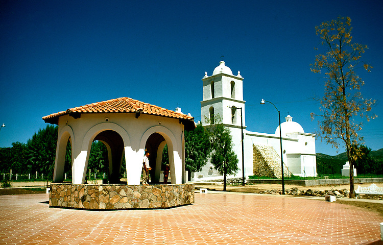 Mexico: Sonora: Mission San Ignacio de Caborica,  Photo: mxkino103.Photo copyright Lee Foster, www.fostertravel.com, 510/549-2202, lee@fostertravel.com