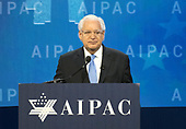 United States Ambassador to Israel David Friedman speaks at the American Israel Public Affairs Committee (AIPAC) 2018 Policy Conference at the Washington Convention Center in Washington, DC on Tuesday, March 6, 2018.<br /> Credit: Ron Sachs / CNP