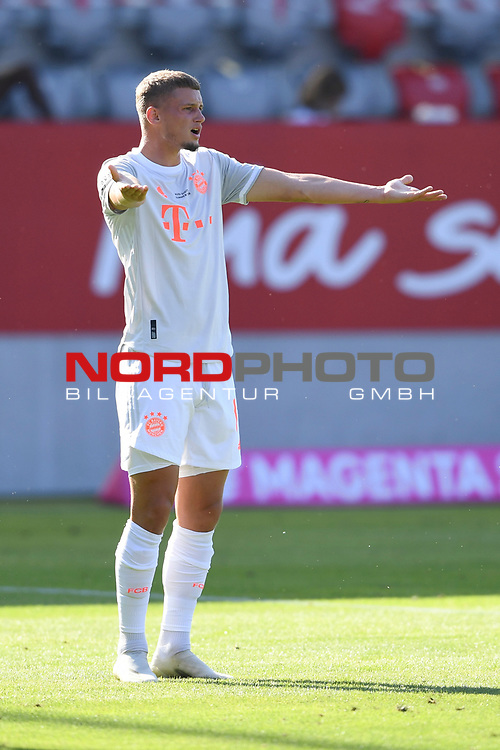 Michael Cuisance (FC Bayern Muenchen)<br />