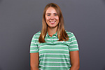 DENTON, TX - AUGUST 30: Mean Green women's golf team headshots at Robson Ranch Country Club in Denton on August 30, 2019 in Denton, Texas.