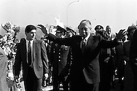Augusto Pinochet saluda a sus partidarios mientras asiste a la inauguracion del puente Centenario en Av. Santa Maria al oriente de la capital. Santiago 21 Junio 1988<br /> Forty years ago, on September 11, 1973, a military coup led by General Augusto Pinochet toppled the democratic socialist government of Chile. President Salvador Allende was killed during the  attack to seize  La Moneda presidential palace.  In the aftermath of the coup, a quarter of a million people were detained for their political beliefs, 3000 were killed or disappeared and many thousands were tortured.<br /> Some years later in 1981, while Pinochet ruled Chile with iron fist, a young photographer called Juan Carlos Caceres started to freelance in the streets of Santiago and the poblaciones or poor outskirts, showing the growing resistance against the dictatorship. For the next 10 years Caceres photographed every single protest and social movement fighting for the restoration of democracy. He knew that his camera was his only weapon, he knew that his fate was to register the daily violence and leave his images for the History.<br /> In this days Caceres is working to rescue and organize his collection of images in the project Imagenes de la Resistencia   . With support of some Chilean official institutions, thousands of negatives are digitalized and organized to set up the more complete visual heritage of this  violent period of Chile´s history.<br /> In a time when technology was not very friendly and communications were kind of basic, Juan Carlos Caceres and other photojournalist were always at the right place in the right moment defying the threats of the police. Their work is now  a visual heritage that documents and remind us the fight of Chilean people for democracy.