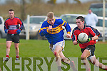 Tralee CBS v Spioraid Naoimh in the Munster Colleges semi Finals at Knocknagree on Sunday