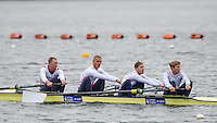 Caversham. Berkshire. UK<br /> GBR M4-. Bow Alaex GREGORY, Mo SBIHI, George NASH and Constantine LOULOUDIS.<br /> 2016 GBRowing European Team Announcement,  <br /> <br /> Wednesday  06/04/2016 <br /> <br /> [Mandatory Credit; Peter SPURRIER/Intersport-images]