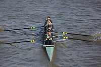 Crew: 132  CUW (E)  Cambridge University Women's BC (L Harris)  W 4- Acad Champ<br /> <br /> Fours Head of the River 2018<br /> <br /> To purchase this photo, or to see pricing information for Prints and Downloads, click the blue 'Add to Cart' button at the top-right of the page.