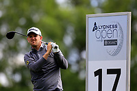 Bernd Wiesberger (AUT) during the ProAm ahead of the Lyoness Open powered by Organic+ played at Diamond Country Club, Atzenbrugg, Austria. 8-11 June 2017 April.<br /> 07/06/2017.<br /> Picture: Golffile   Phil Inglis<br /> <br /> <br /> All photo usage must carry mandatory copyright credit (&copy; Golffile   Phil Inglis)