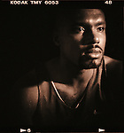 Former NBA point guard Tim Hardaway has found himself at the center of controversy for his comments about gays. Photographed while a member of the Miami Heat for ESPN the Magazine