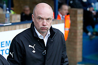 Fleetwood Town manager, Uwe Rösler seen during the Sky Bet League 1 match between Southend United and Fleetwood Town at Roots Hall, Southend, England on 13 January 2018. Photo by Carlton Myrie.