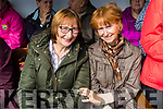 Beatrice McDonnald, Castlegregory and Mary O'Connor Ardfert at the Ballyheigue Pattern day mass on Friday.