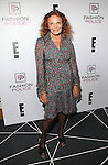 Designer Diane von Fürstenberg Attends E!'s 2016 Spring NYFW Kick Off party at The Standard, High Line, Biergarten & Garden