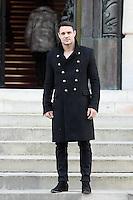 Dan Carter - Show Dior Menswear Fall/Winter 2017-2018 Paris Fashion Week 21 janvier 2017 - FRANCE