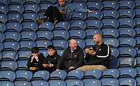 Blackburn Rovers fans enjoy the pre-match atmosphere <br /> <br /> Photographer Kevin Barnes/CameraSport<br /> <br /> The EFL Sky Bet Championship - Blackburn Rovers v Luton Town - Saturday 28th September 2019 - Ewood Park - Blackburn<br /> <br /> World Copyright © 2019 CameraSport. All rights reserved. 43 Linden Ave. Countesthorpe. Leicester. England. LE8 5PG - Tel: +44 (0) 116 277 4147 - admin@camerasport.com - www.camerasport.com