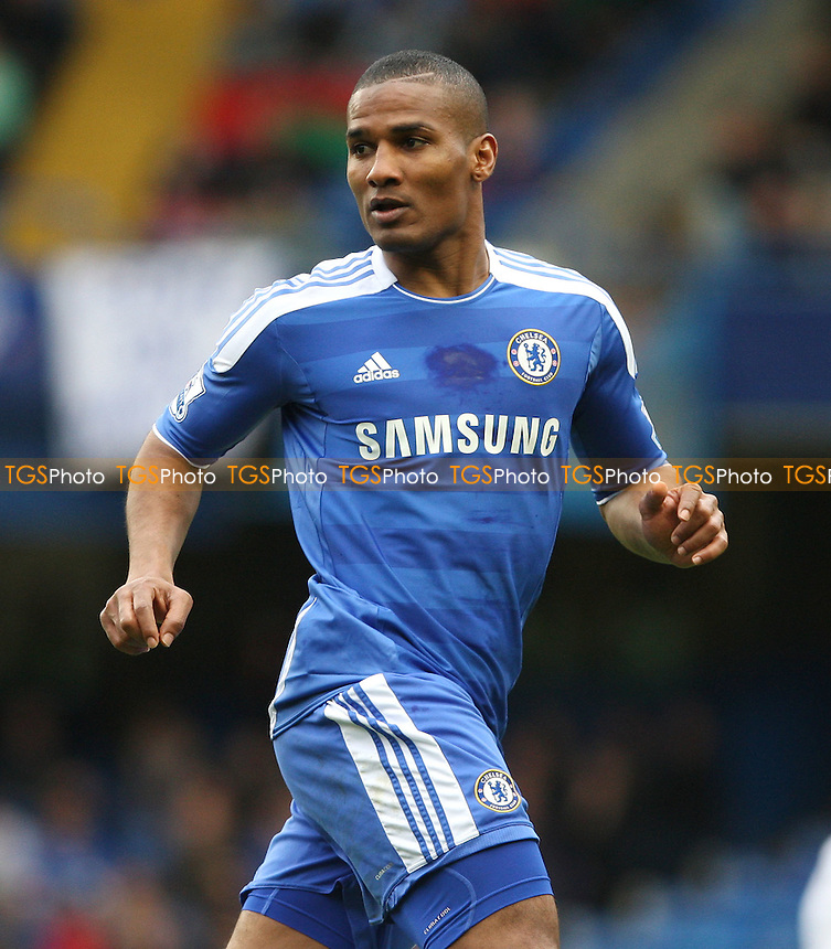 Florent Malouda of Chelsea - Chelsea vs Wigan Athletic - Barclays Premier League at Stamford Bridge, Chelsea - 07/04/12 - MANDATORY CREDIT: Rob Newell/TGSPHOTO - Self billing applies where appropriate - 0845 094 6026 - contact@tgsphoto.co.uk - NO UNPAID USE..