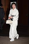 Japanese actress Norika Fujiwara attends Tae Ashida show of Amazon Fashion Week 2017 A/W in Tokyo, Japan on 22 Mar 2017. (Photo by Motoo Naka/AFLO)