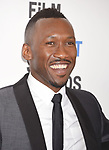 SANTA MONICA, CA - FEBRUARY 25: Actor Mahershala Ali attends the 2017 Film Independent Spirit Awards at the Santa Monica Pier on February 25, 2017 in Santa Monica, California.