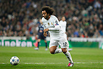 Real Madrid´s Marcelo Vieira during 2015/16 Champions League soccer match between Real Madrid and Malmo at Santiago Bernabeu stadium in Madrid, Spain. December 08, 2014. (ALTERPHOTOS/Victor Blanco)