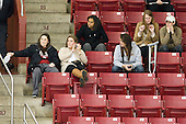 Danielle Doherty (BC - 19), Amanda Movsessian (BC - 12), Kaliya Johnson (BC - 6), Elizabeth Olchowski (BC - 13) - The Boston College Eagles tied the visiting Boston University Terriers 5-5 on Saturday, November 3, 2012, at Kelley Rink in Conte Forum in Chestnut Hill, Massachusetts.