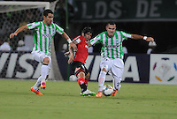Atletico Nacional V.S. Newell´s Old Boys 13-02-2014