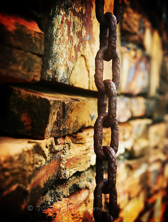&quot;The chains that bind us the most closely are the ones we have broken.&quot;<br /> - Antonio Porchia