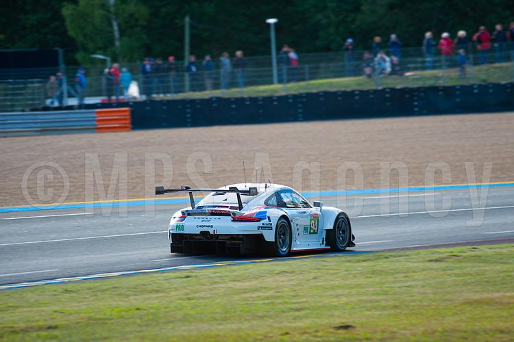 #94 PORSCHE GT TEAM (USA) PORSCHE 911 RSR LM GTE PRO SVEN MULLER (DEU) MATHIEU JAMINET (FRA) DENNIS OLSEN (NOR)
