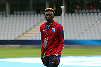 Tammy Abraham of England  before Sweden Under-21 vs England Under-21, UEFA European Under-21 Championship Football at The Kolporter Arena on 16th June 2017