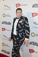 www.acepixs.com<br /> <br /> October 12 2017, London<br /> <br /> Joe Lycett arriving at the Virgin Holidays Attitude Awards 2017 at the Roundhouse on October 12 2017 in London.<br /> <br /> By Line: Famous/ACE Pictures<br /> <br /> <br /> ACE Pictures Inc<br /> Tel: 6467670430<br /> Email: info@acepixs.com<br /> www.acepixs.com