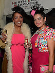 Maggie and Bianca Conran who attended the 'Pink & Bling' in aid of breast cancer awareness at the Black Bull. Photo:Colin Bell/pressphotos.ie