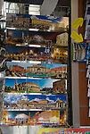 postcards of rome italy