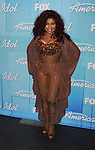 "LOS ANGELES, CA - MAY 23: Chaka Khan poses in the press room during ""American Idol Season 11 Grand Finale"" Show at Nokia Theatre L.A. Live on May 23, 2012 in Los Angeles, California."
