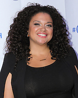 NEW YORK CITY, NY, USA - SEPTEMBER 23: Michelle Buteau arrives at the NYTough Comedy Showcase held at Caroline's On Broadway on September 23, 2014 in New York City, New York, United States. (Photo by Jeffery Duran/Celebrity Monitor)