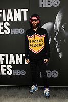 "LOS ANGELES - JUN 22:  Jared Leto at ""The Defiant Ones"" HBO Premiere Screening at the Paramount Theater on June 22, 2017 in Los Angeles, CA"