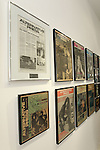 ALTERNATIVE PRESS COVERS. Alternative Press magazine celebrates its 25th Anniversary with VIP Art Exhibition at the Merry Karnwoski Gallery. Los Angeles, CA, USA. July 9, 2010.