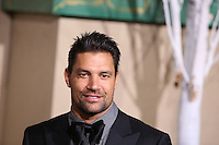 HOLLYWOOD, LOS ANGELES, CA, USA - DECEMBER 09: Manu Bennett  arrives at the World Premiere Of New Line Cinema, MGM Pictures And Warner Bros. Pictures' 'The Hobbit: The Battle of the Five Armies' held at the Dolby Theatre on December 9, 2014 in Hollywood, Los Angeles, California, United States. (Photo by Xavier Collin/Celebrity Monitor)