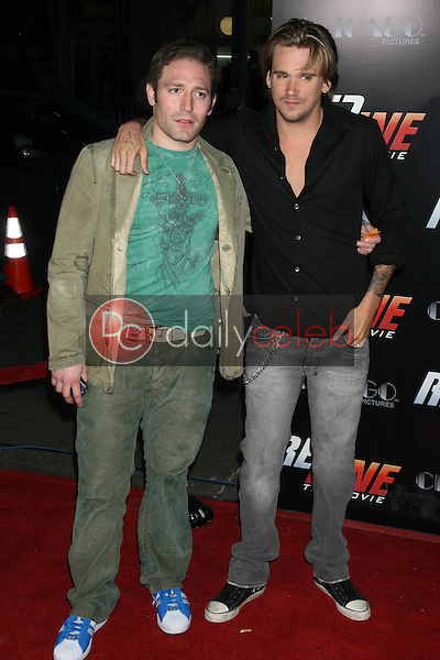 David Weintraub and Sean Stewart<br />