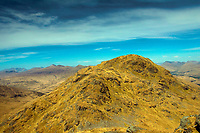 An Caisteal from Beinn a' Chroin above Crianlarich, Loch Lomond and the Trossachs National Park, Stirlingshire
