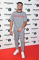 Wez Nelson<br /> arriving for the Radio 1 Teen Awards 2018 at Wembley Stadium, London<br /> <br /> ©Ash Knotek  D3454  21/10/2018