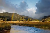 Rainbow, Rocky Mountain National Park, Colorado