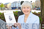 Author Alice Taylor who gave a reading from her new book 'The Parish' in Killorglin Library on Saturday.
