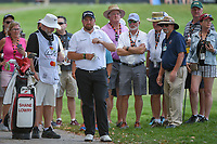 Shane Lowry (IRL) takes a drop on the cart path on 16 during round 2 of the Arnold Palmer Invitational at Bay Hill Golf Club, Bay Hill, Florida. 3/8/2019.<br /> Picture: Golffile | Ken Murray<br /> <br /> <br /> All photo usage must carry mandatory copyright credit (&copy; Golffile | Ken Murray)