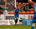 18/02/2006         Copyright Pic: James Stewart.File Name : sct_jspa13_dundee_utd_v_inverness.CRAIG DARGO CELEBRATES AFTER HE SCORES THE THIRD FOR INVERNESS....Payments to :.James Stewart Photo Agency 19 Carronlea Drive, Falkirk. FK2 8DN      Vat Reg No. 607 6932 25.Office     : +44 (0)1324 570906     .Mobile   : +44 (0)7721 416997.Fax         : +44 (0)1324 570906.E-mail  :  jim@jspa.co.uk.If you require further information then contact Jim Stewart on any of the numbers above.........