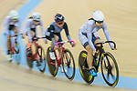 Diao Xian Juan of the IND competes in Women Elite - Omnium II Tempo Race during the Hong Kong Track Cycling National Championship 2017 on 25 March 2017 at Hong Kong Velodrome, in Hong Kong, China. Photo by Chris Wong / Power Sport Images