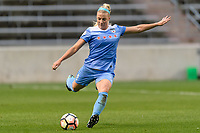 Bridgeview, IL - Wednesday August 16, 2017: Julie Ertz during a regular season National Women's Soccer League (NWSL) match between the Chicago Red Stars and the Seattle Reign FC at Toyota Park.