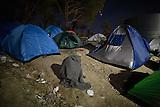 Flüchtlinge in Griechenland