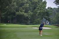 So Yeon Ryu (KOR) hits her approach shot on 10 during round 1 of the U.S. Women's Open Championship, Shoal Creek Country Club, at Birmingham, Alabama, USA. 5/31/2018.<br /> Picture: Golffile   Ken Murray<br /> <br /> All photo usage must carry mandatory copyright credit (© Golffile   Ken Murray)